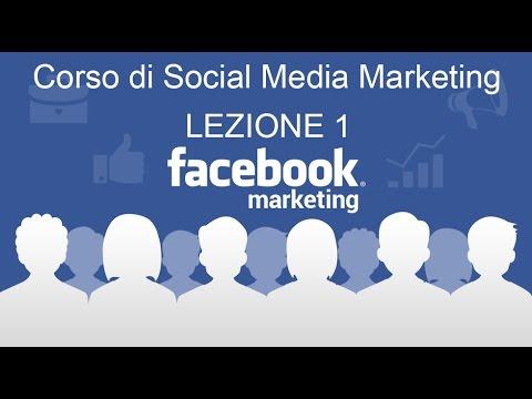 Corso Social Media Marketing Base - Facebook