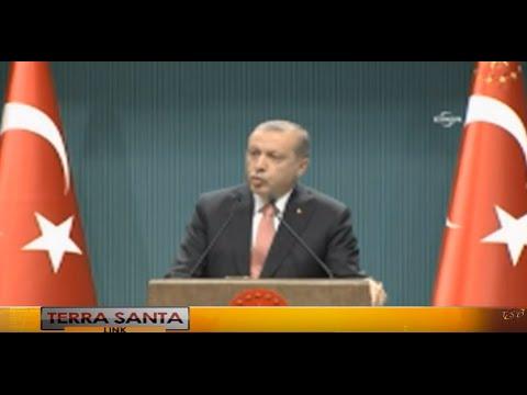 Terra Santa Link - Turchia, la repressione del Sultano