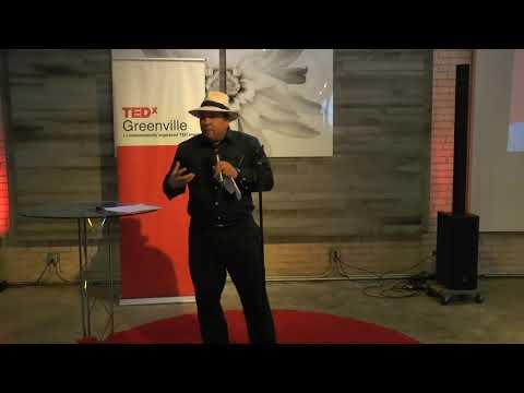 TEDxGreenville Pitch Night Alfonso