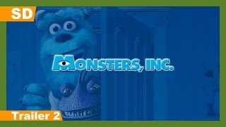 Trailer of Monsters, Inc. (2001)