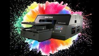 Nueva impresora textil DTG Ricoh Ri2000