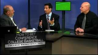 Betting Tips For College Basketball Conference Games