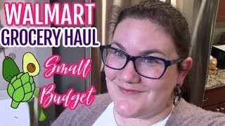 FEBRUARY 3-9 WALMART DELIVERY | WEEKLY MEAL PLAN AND GROCERY HAUL | Inspired Motherhood