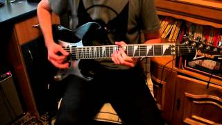 While She Sleeps - Our Courage, Our Cancer (Guitar Cover)