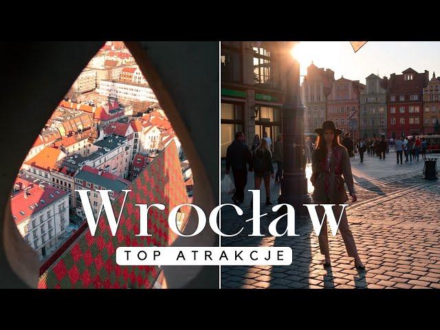 Wymowa wideo od Wrocław na Polski