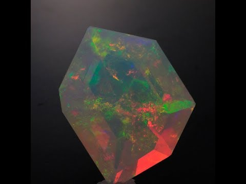 Welo Ethiopian Opal Faceted 27.50 Carats*