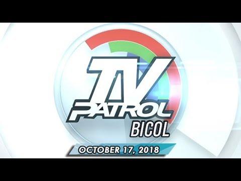 [ABS-CBN]  TV Patrol Bicol – October 17, 2018