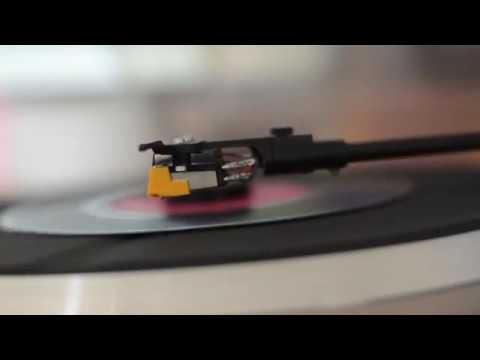Plantation Boy - Boney M - 45 rpm Record Play