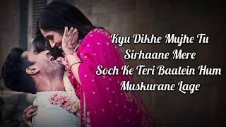 Channa Ve Lyrics | Akhil Sachdeva , Mansheel   - YouTube