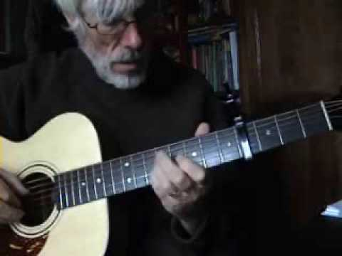 I Think Everything's Gonna Work Out Fine - Ry Cooder (cover - rough take)
