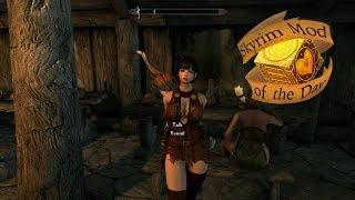 Skyrim Mod of the Day: EOMSIC  Yunsol Custom Voice Archer Follower