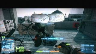 "Battlefield 3 Knifing - ""Say hello to my little blade!"""