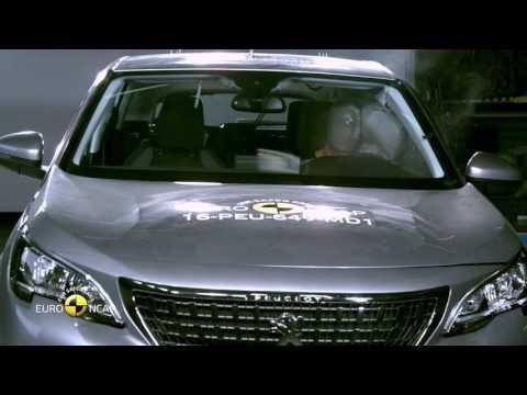 NCAP: Peugeot 3008/5008