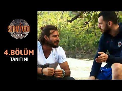 Survivor 2018  -  4.bölüm Tanıtımı