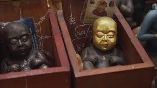 South East Asia study -  Thai amulets: Hunt for Kuman thong
