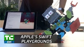 Apple brings hardware to Swift Playgrounds