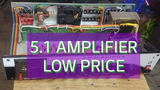 5.1 amplifier low price