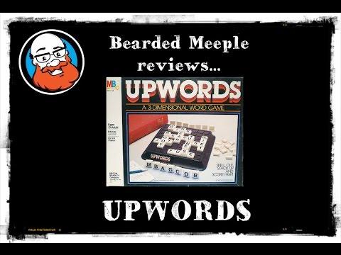 Bearded Meeple reviews Upwards