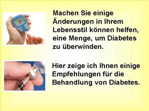 KLA mit Diabetes