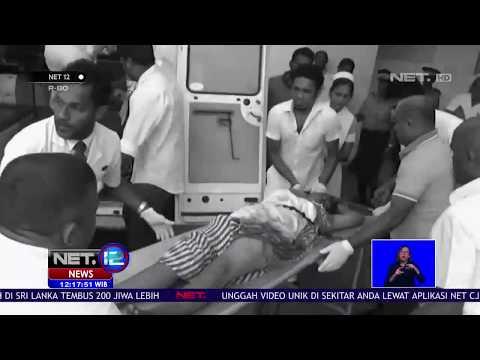 Polisi Amankan 7 Orang Terkait Teror Bom di Sri Lanka NET12