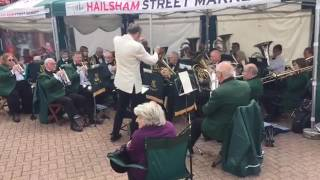 Wealden Brass Hailsham High Street 2