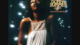 Donna Summer - Need A Man Blues
