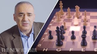 Chess Grandmaster Garry Kasparov Replays His Four Most Memorable Games | The New Yorker