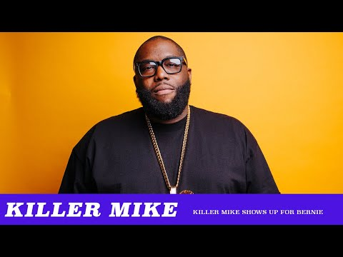 Killer Mike Keeps Showing Up For Bernie & Shows What Solidarity Looks Like ft. Mike Recine