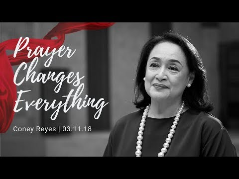 CITICHURCH - Prayer Changes Everything | Coney Reyes