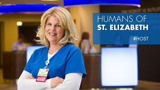 Humans of St. Elizabeth - Shannon Miller