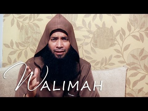 Video Ceramah Singkat: Walimah - Ustadz DR. Syafiq Riza Basalamah, MA.
