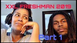 MOM REACTS: XXL Freshman Part 1: Lil Mosey, Megan Thee Stallion, YK Osiris, DaBaby