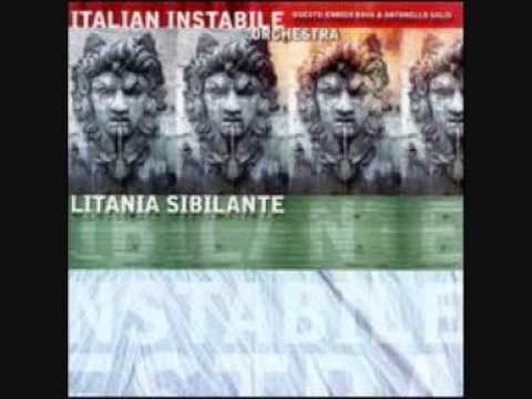 Italian Instabile Orchestra - Scarlattina online metal music video by ITALIAN INSTABILE ORCHESTRA