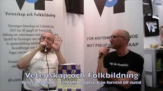 VoF Bokmässan 2018 – Peter Olausson