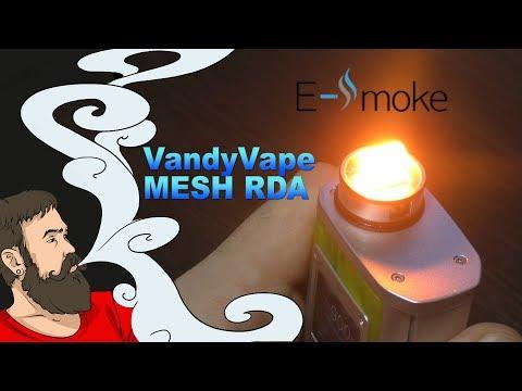 Vandy Vape Mesh RDA