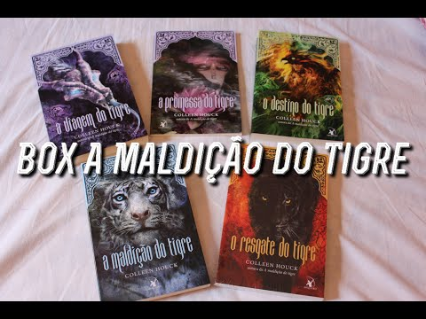 BOX S�RIE A MALDI��O DO TIGRE