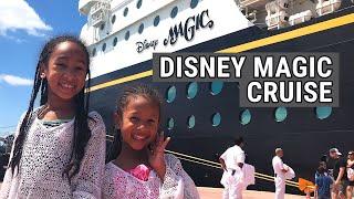 Disney Magic Cruise Ship - Check Out Disney Magic Review and Disney Magic Vlog - Top Flight Family