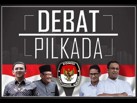 Debat Pilkada DKI Putaran Kedua