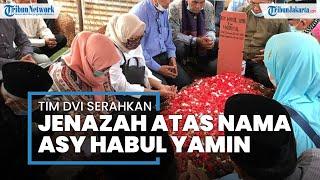 Jenazah Penumpang Sriwijaya Air SJ-182 Teridentifikasi Bernama Asy Habul Yamin Sudah Dibawa Keluarga