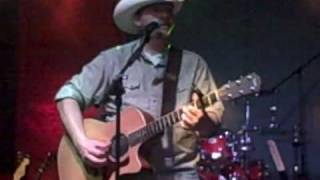 "Chris Collins singing ""Look at What I've Done to Her"" by Chris Cagle"
