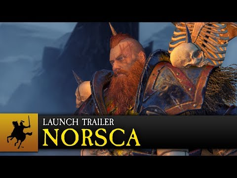 Total War: WARHAMMER - Norsca AVAILABLE NOW :: Total War