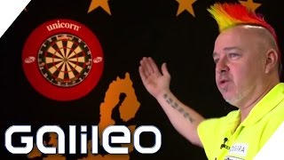 Profi-Tipps zum Dart-Spielen   Galileo Lunch Break