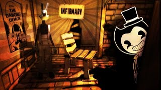 bendy and the ink machine all jumpscares