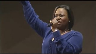 'Break Every Chain' Tasha Cobbs, First Baptist Church of Glenarden
