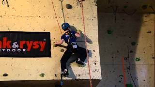 preview picture of video 'Max Climbing Modra, Slovakia'
