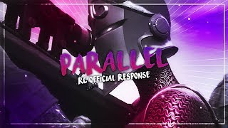 'Moonwalking'   Fortnite Edit Feat. Team Parallel | OFFICIAL 100kRC Response | #PARALLEL100KRC