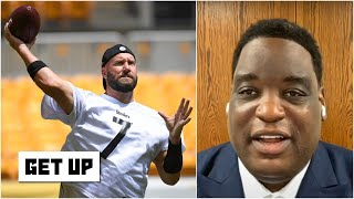 The Steelers are in the Super Bowl mix if Ben Roethlisberger is healthy - Damien Woody | Get Up
