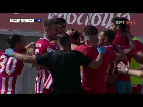 Super League 2 | Η ανατροπή με τον Μικελτάντζε και 2-1 η Ξάνθη | 26/05/2021 | ΕΡΤ