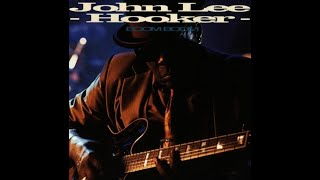 I didn't know  - John Lee Hooker Live@The Misty Moon 81'
