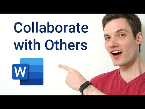 How to Collaborate in Microsoft Word